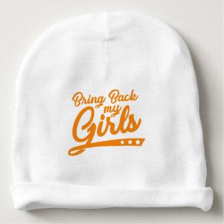 Bring Back My Girls Hat Baby Beanie