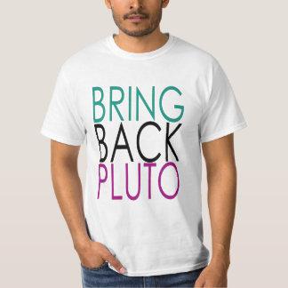 bring back pluto t shirt