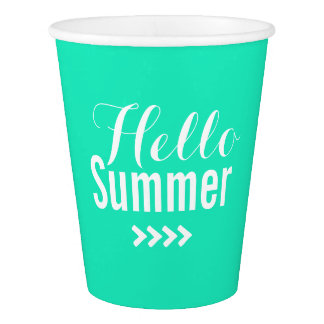 Bring back Summer Paper Cup