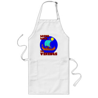 Bring Back the Vikings Long Apron