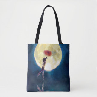 Bring her on home to me tote bag