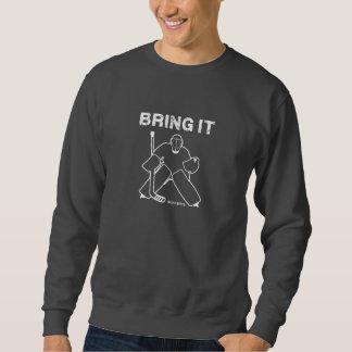 Bring It Hockey Goalie Sweatshirt