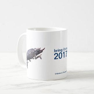 Bring it on, 2017 New Year Mugs
