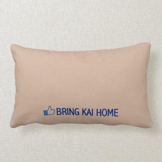 Bring Kai Home 13x21 Pillow