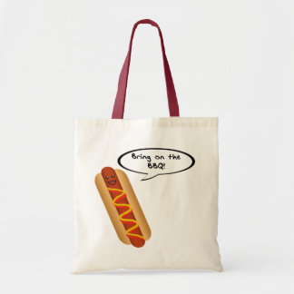 Bring-on-the-BBQ! Canvas Bags