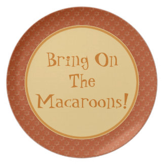 Bring On The Macaroons! Serving Plate