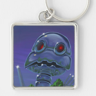 Bring on the Tasty humans Keychain