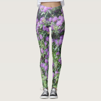 bring the flower power leggings