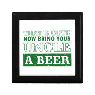 Bring Uncle a Beer Gift Box