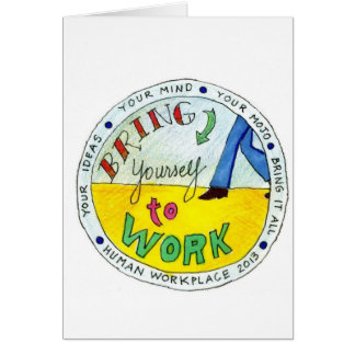 Bring Yourself to Work Items Card