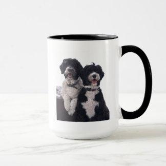 Brinkley and Catie Mug
