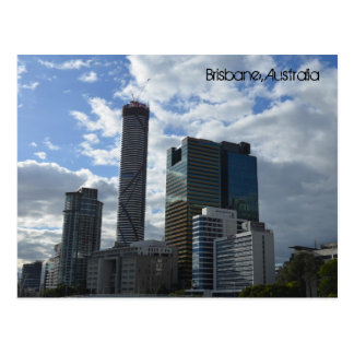 Brisbane, Australia Postcard