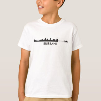 Brisbane Australia Skyline T-Shirt