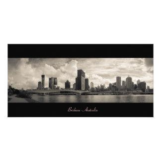Brisbane City Picture Card