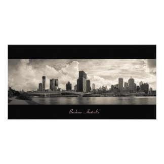 Brisbane City Picture Card