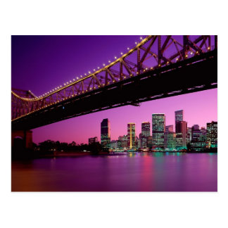 Brisbane, Queensland, Australia Postcard