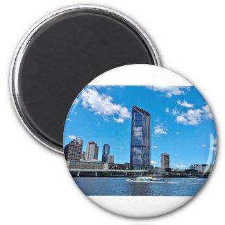 Brisbane Skyline Magnet