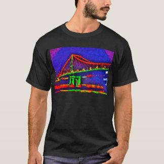 BRISBANE STOREY BRIDGE AUSTRALIA ART EFFECTS T-Shirt