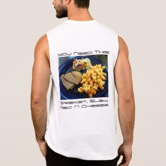 Brisket Slaw Mac Sleeveless Shirt