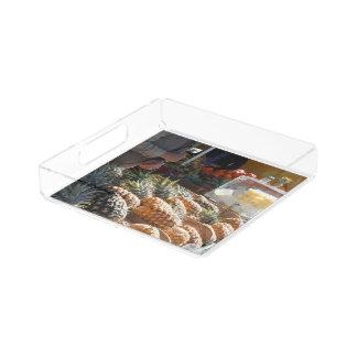 brismark acrylic tray