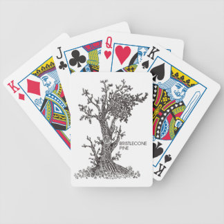 Bristlecone Pine Bicycle Playing Cards
