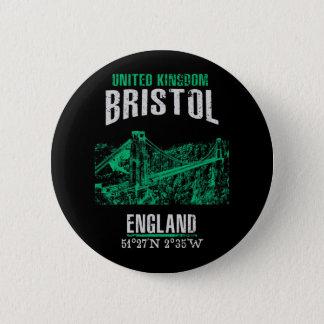 Bristol 6 Cm Round Badge