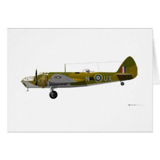 Bristol Aeroplane Co Blenheim Card