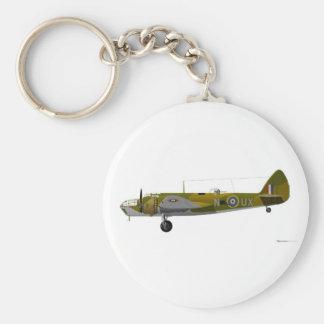 Bristol Aeroplane Co Blenheim Keychains