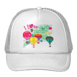 Bristol Balloon Fiesta Sports Cap