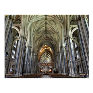 Bristol Cathedral Postcard