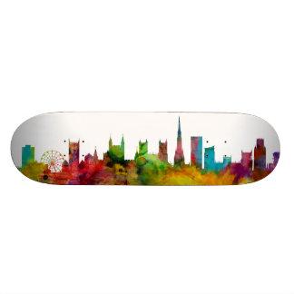 Bristol England Skyline Skate Decks