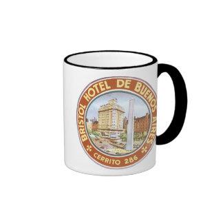 Bristol Hotel of Buenos Aires Ringer Mug
