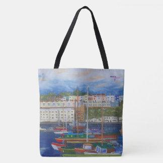 Bristol Marina UK Tote Bag