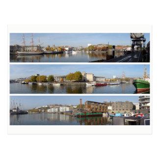 Bristol panoramas postcard