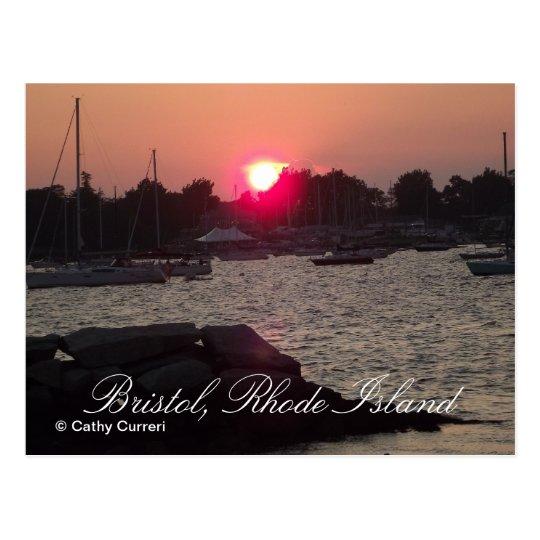 Bristol, Rhode Island Postcard