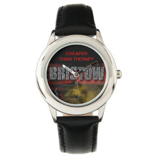 Bristow CD Cover Watch