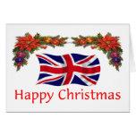 Britain Christmas Greeting Card