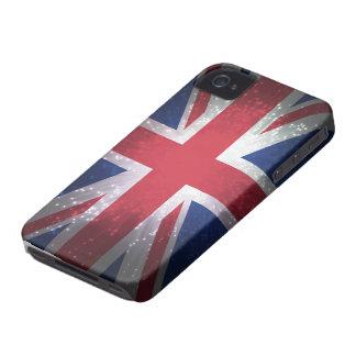 Britain Flag iPhone 4 Case-Mate Cases