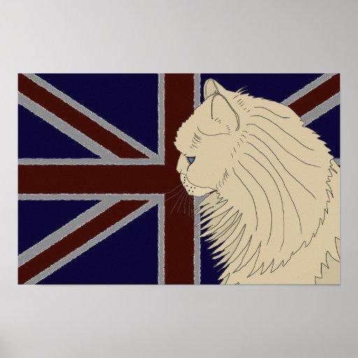 Britannia series: Kenzo Posters