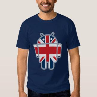 Britbot Tee Shirts
