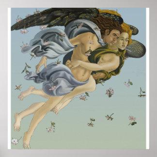 Brith Of Venus I Poster