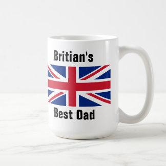Britian's best Dad Coffee Mug