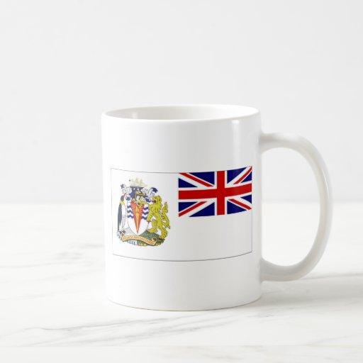 British Antarctic Territory Flag Mug