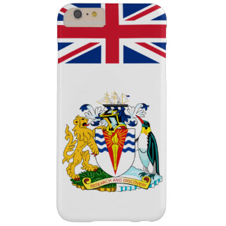British Antarctic Territory Flag Phone Case