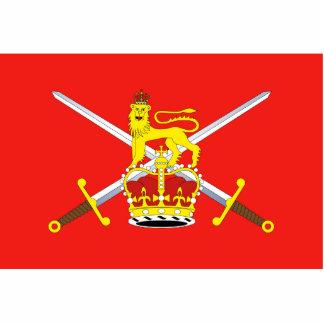 British Army, United Kingdom Cut Out
