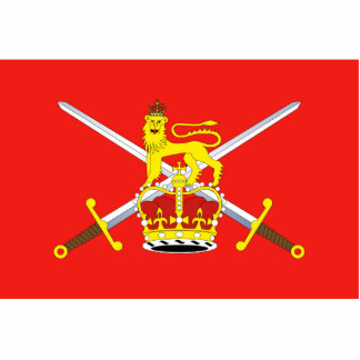 British Army, United Kingdom Photo Cut Out