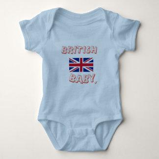 British Baby One Piece Baby Bodysuit