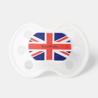 British Baby Pacifier