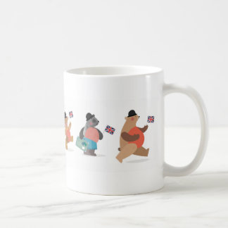 British Bears Coffee Mug