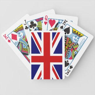 British Bicycle Playing Cards
